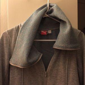 Puma Tops - Puma sweatshirt, zip up